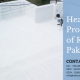 heat proofing of roof pakistan | heat proofing in Karachi | Lakhwa Chemical Services | lcs waterproofin solutions