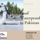 Bitumen Waterproofing with Jute Felt | roof waterproofing in pakistan | lakhwa chemical services | lcs waterproofing solutions