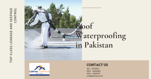 Bitumen Waterproofing with Jute Felt | roof waterproofing in pakistan | lakhwa chemical services | lcs waterproofing solutions