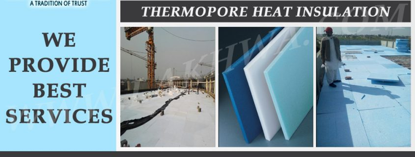Heat Insulation Paint In Karachi Lcs Waterproofing Solutions