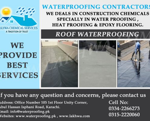 Waterproofing Archives - Page 2 of 4 - Lakhwa Chemical Services
