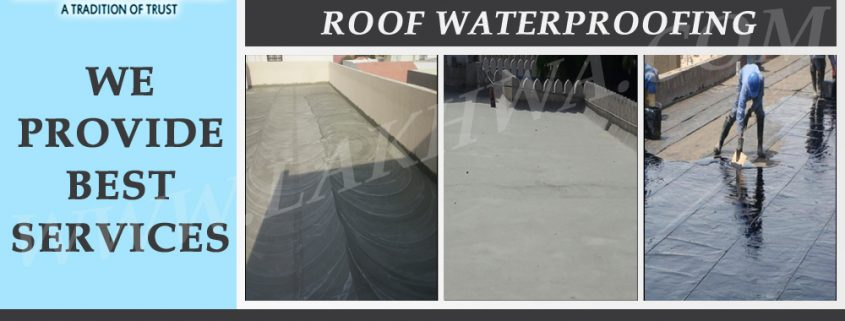 Waterproofing in Lahore - Heat Proofing Services in Lahore