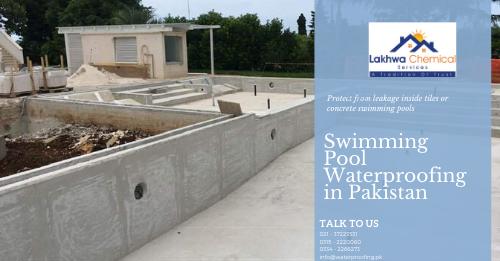 swimming pool waterproofing pakistan | waterproofing in karachi | lakhwa chemical services