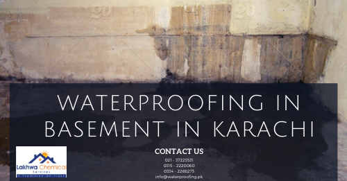 Waterproofing in Basement in Karachi | roof repair in karachi | roof leakage solution in karachi | water proofing services | roofs cool