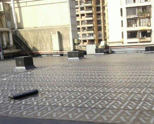 roof waterproofing in karachi