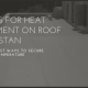 heat treatment on roof | heat treatment on roof in pakistan | heat treatment on roof in karachi