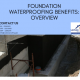 foundation waterproofing benefits | foundation waterproofing in Karachi | foundation waterproofing in Pakistan | lcs waterproofing solutions