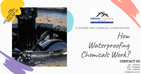 Waterproofing in Karachi   Lakhwa Chemical Services   lcs waterproofing solutions