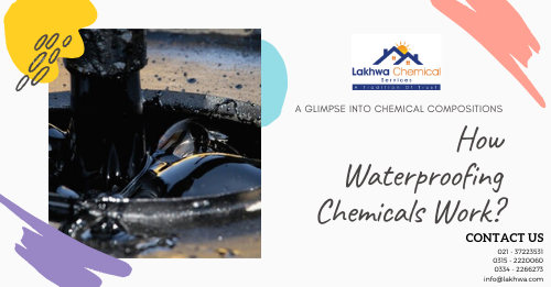 Waterproofing in Karachi | Lakhwa Chemical Services | lcs waterproofing solutions