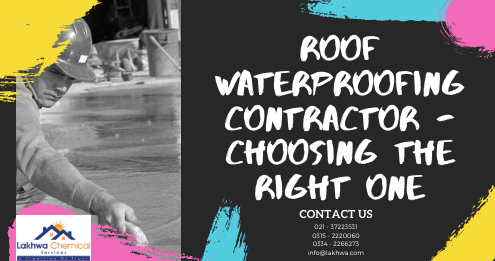 roof waterproofing company   waterproofing service in Karachi   Heatprooding service in Pakistan   lcs waterproofing solutions   lakhwa chemical services