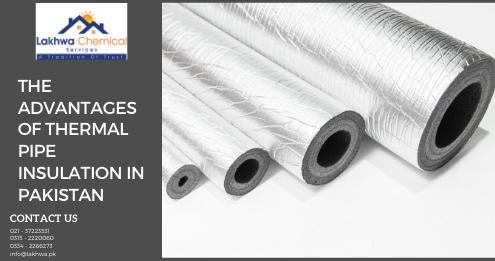 thermal pipe insulation | thermal pipe insulation in pakistan | thermal pipe insulation in karachi | lcs waterproofing solutions