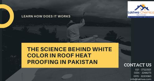 Roof heat proofing in Pakistan | Roof heat proofing in karachi |Roof heat proofing in lahore | lcs waterproofing solutions