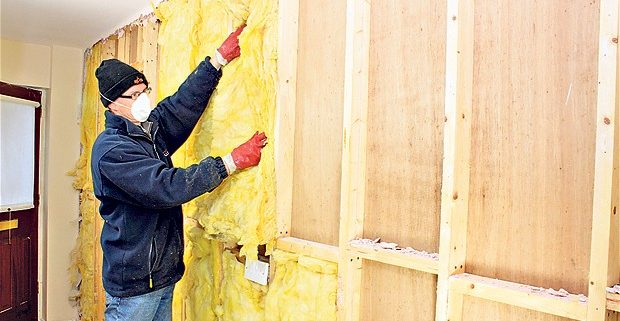 Different Types Of Internal Wall Insulation Methods In