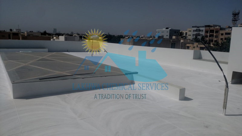 Roof Cool Solutions | LCS Waterproofing Solutions | lakhwa chemical services