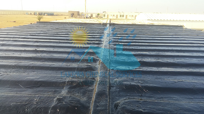 metal sheet waterproofing   LCS Waterproofing Solutions   lakhwa chemcial services