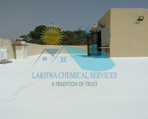 Heat Proofing Services | LCS Waterproofing Solutions | lakhwa chemical services