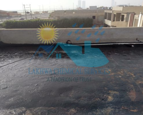 roof waterproofing | LCS Waterproofing Solutions | lakhwa chemical services