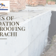 foundation waterproofing in Karachi | waterproofing companies in karachi | lakhwa chemical services