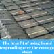 corrugated sheet waterproofing | waterproofing membrane for metal roof | metal roof waterproofing products | metal roof coating to stop leaks | waterproofing tin shed