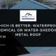 Steel Sheet Waterproofing in Karachi | heat proofing | roof heat proofing | corrugated waterproofing in karachi