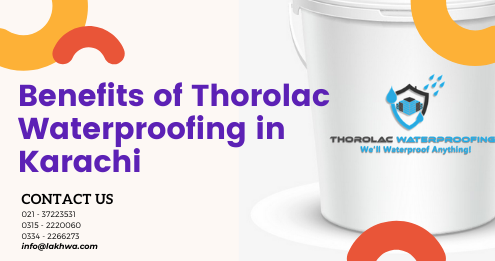 Thorolac Waterproofing in Karachi | seepage solution karachi | roof waterproofing in pakistan | water proofing services | lcs waterproofing solution | lakhwa chemical services
