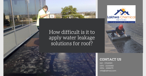 water leakage solutions for roof | how to stop water leakage from concrete roof | roof leakage chemicals | how to fix a leaking roof from the inside | my roof is leaking what should i do | lcs waterproofing solutions