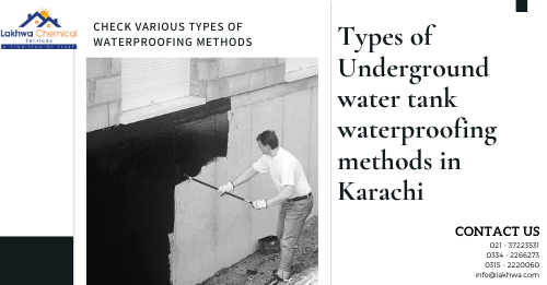 water tank waterproofing methods | water tank waterproofing products | waterproofing concrete water tanks | anti fungal paint for water tanks water tank leakage solution | lcs waterproofing solutions | lakhwa chemical services