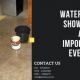 waterproofing shower walls and floor | waterproofing over bathroom tiles | waterproofing bathroom walls before tiling | do i need to waterproof shower walls before tiling? | bathroom waterproofing membrane 4 types of shower waterproofing | lcs waterproofing solutions