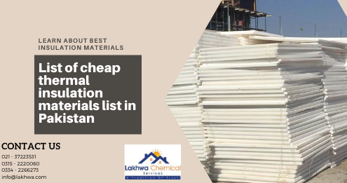 thermal insulation materials list | thermal insulation materials in buildings | thermal conductivity of insulation materials | properties of thermal insulating materials | thermal insulation sheet | lcs waterproofing solutions