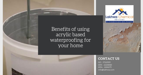 acrylic based waterproofing | acrylic polymer based waterproofing | acrylic based waterproofing compound | polymer based waterproofing products | acrylic waterproofing meaning | lcs waterproofing solutions