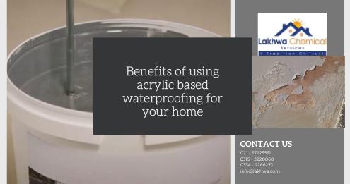 acrylic based waterproofing | acrylic polymer based waterproofing | acrylic based waterproofing compound | polymer based waterproofing products | acrylic waterproofing meaning | lcs waterproofing solutions