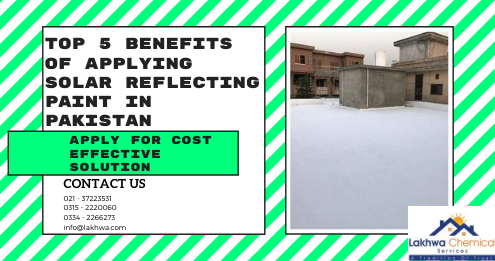 solar reflecting paint | heat reflective paint for exterior walls | heat reflective paint for metal | solar reflective paint for metal | heat reflective paint for glass | lcs waterproofing solutions