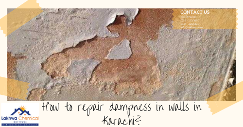 How to repair dampness in walls | how to treat dampness in internal walls | how to remove moisture from walls | how to fix moisture in walls | how to treat damp walls before painting | lcs waterproofing solutions