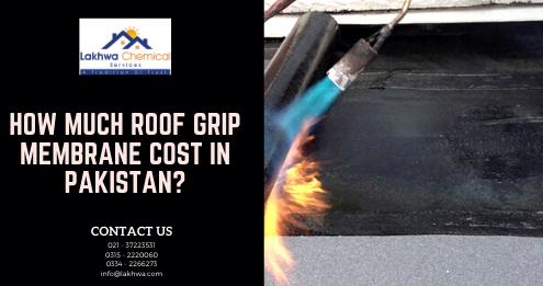 roof grip membrane | roof waterproofing in lahore | cementitious waterproofing in pakistan | waterproofing membrane in karachi | water and heat proofing chemicals | lcs waterproofing solution