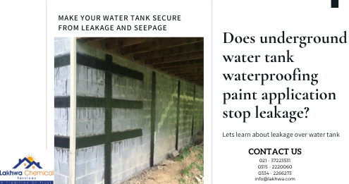 underground water tank waterproofing paint | underground water tank leakage solution | water tank leakage chemical | underground water tank leakage solution in karachi | rubber paint for water tank water tank waterproofing methods | lcs waterproofing solutions