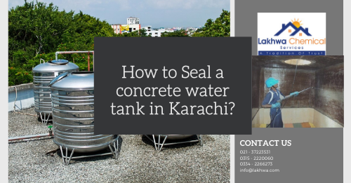 How to Seal a concrete water tank | concrete water tank sealant | how to repair concrete water tank leakage | concrete water tank waterproofing | water tank leakage chemical | lcs waterproofing solutions