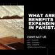 expanding foam in Pakistan | pu foam spray karachi | pu foam in pakistan | polyurethane foam in pakistan | polyurethane foam raw material in pakistan | lcs waterproofing solution