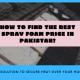 spray foam price in Pakistan | pu foam in pakistan | polyurethane resin price in pakistan | polyurethane liquid in pakistan | polyurethane foam spray | lcs waterproofing solution