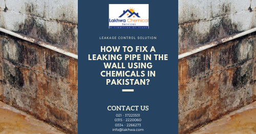 How to fix a leaking pipe in the wall | how to fix a leaking pipe joint | how to fix a leaking pipe behind a wall | what causes pipes to leak | sink drain pipe leaking at connection | leak under bathroom floor | lcs waterproofing solutions